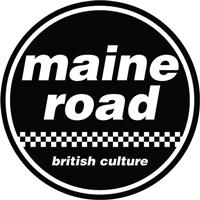 Logo Maine Road